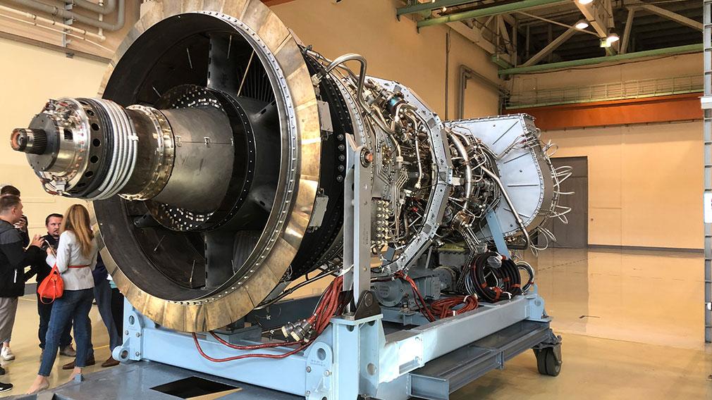 Искусственный интеллект внедрят в испытания авиадвигателей