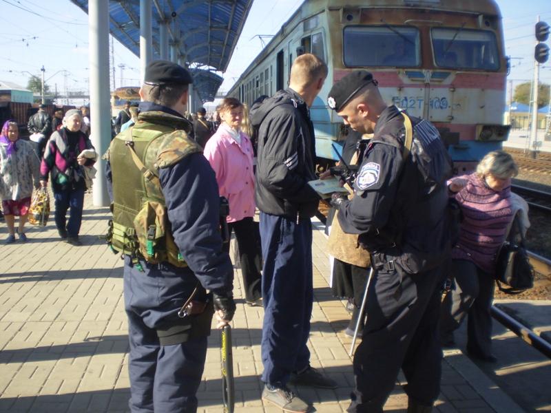 Работники ведомственной охраны Минтранса России в полном объеме обеспечивают охрану и защиту объектов транспортной инфраструктуры России
