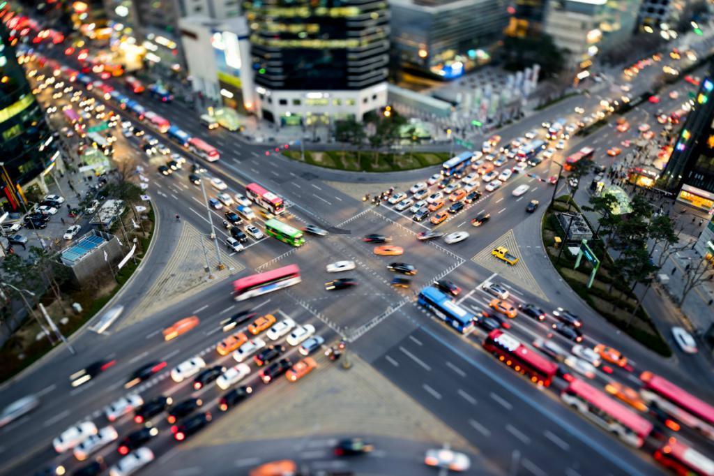 Умный транспорт – одно из перспективных направлений в развитии умного города