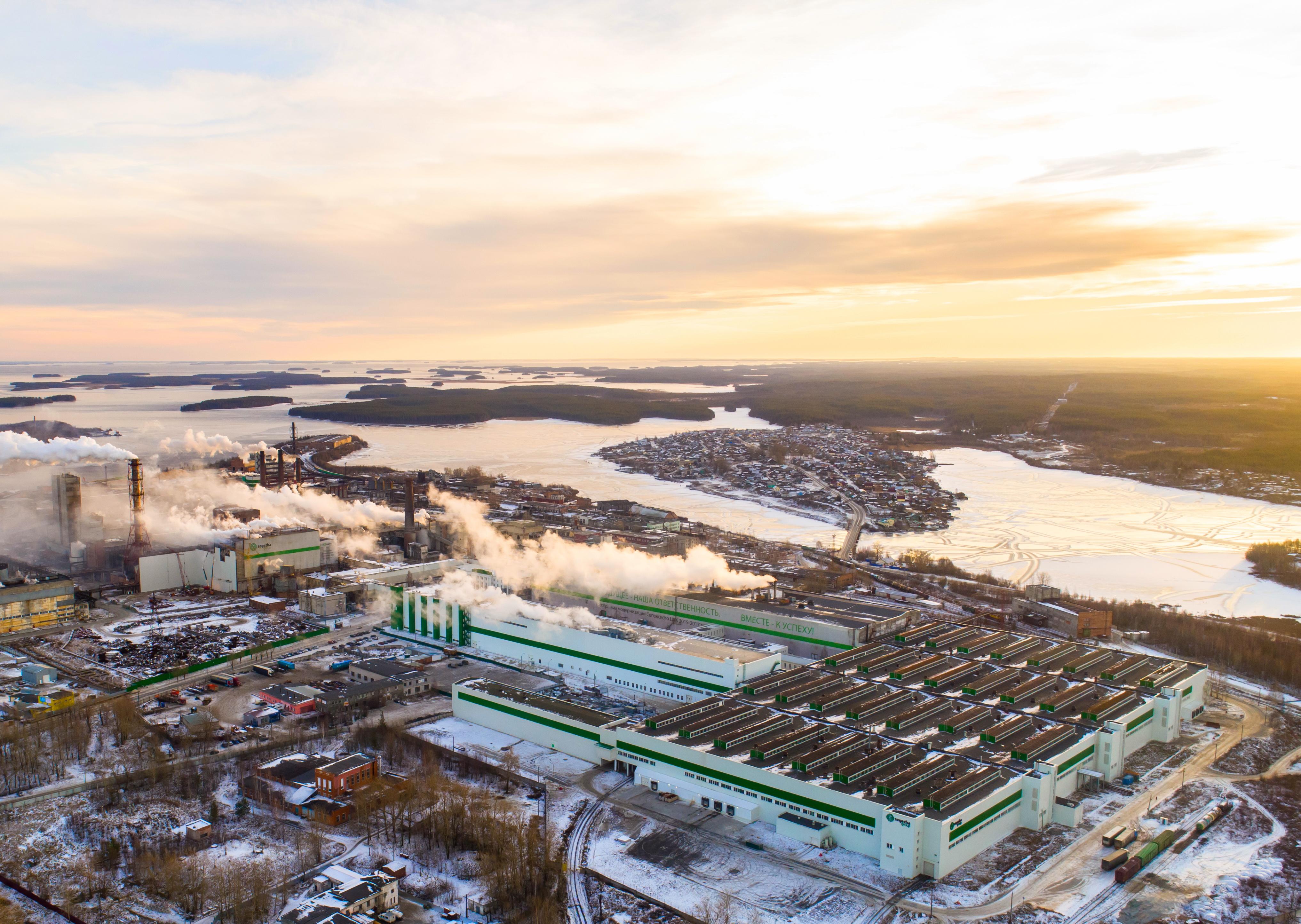 Более 800 млн руб. вложит Segezha Group в экологическую безопасность в 2021 г.