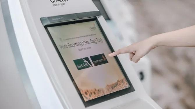 Аэропорт Чанги установит бесконтактные киоски саморегистрации