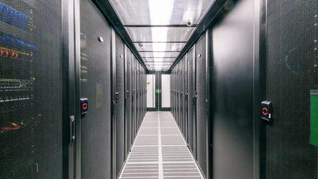 Центр обработки данных построен