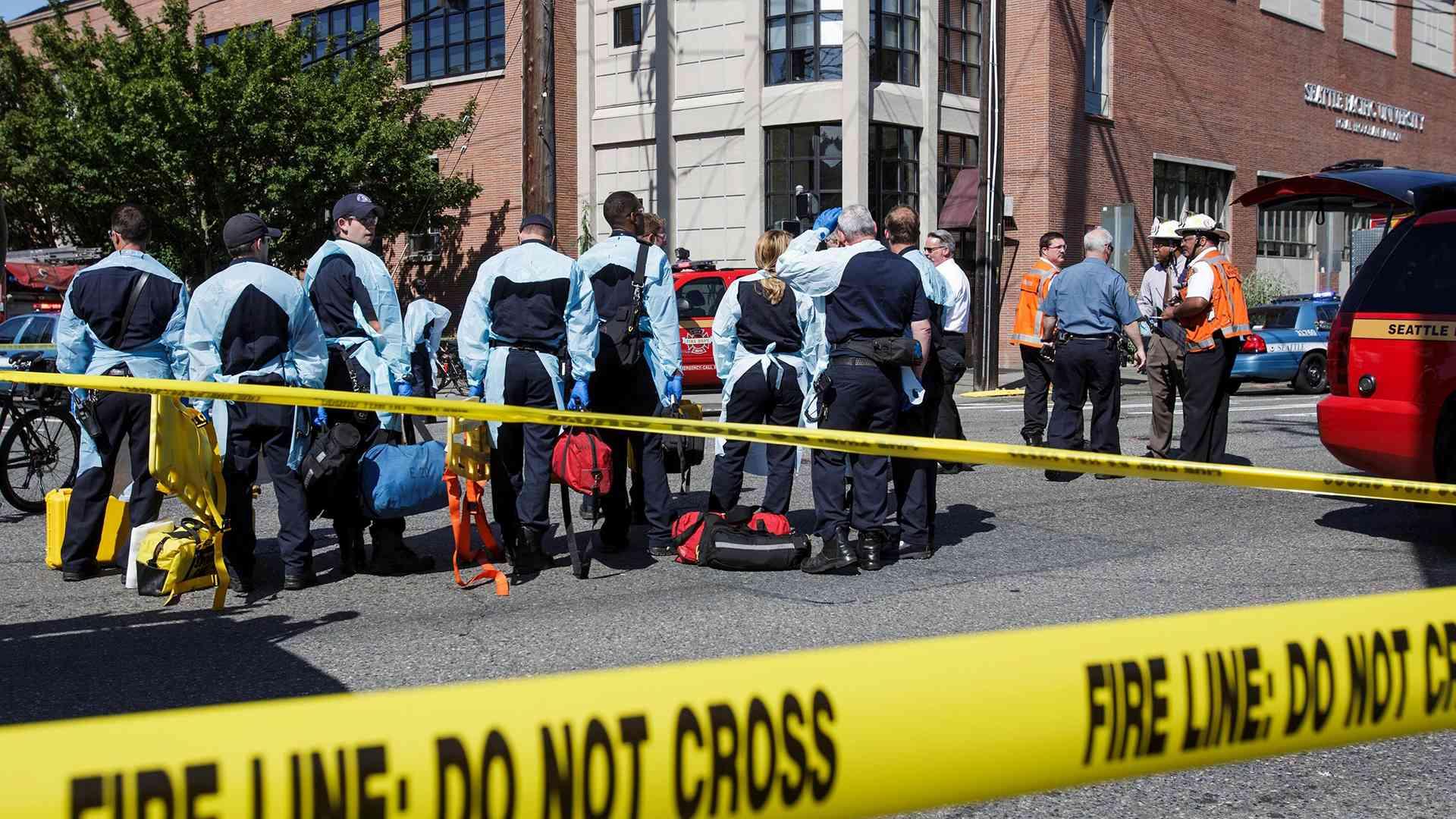 Терроризм и массовая стрельба в учебных заведениях