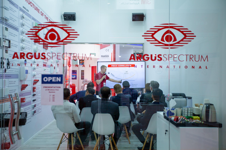 СТРЕЛЕЦ-ПРО на выставке Intersec-2020
