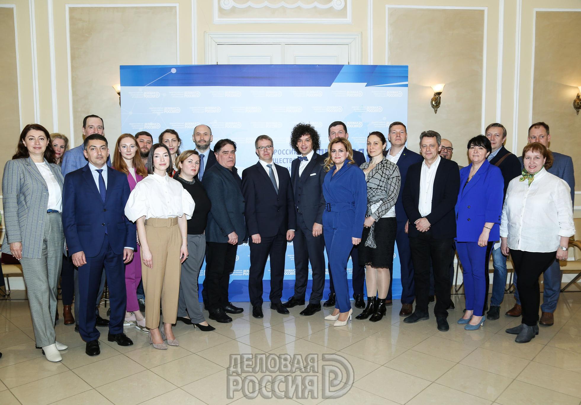 Михаил Левчук рассказал о мерах господдержки бизнеса при выходе на внешние рынки на встрече с послом Финляндии