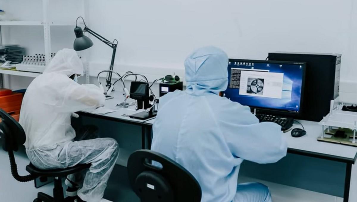 Ученые Уральского федерального университета создают передовые биометрические сканеры BIOSMART с нанотехнологиями