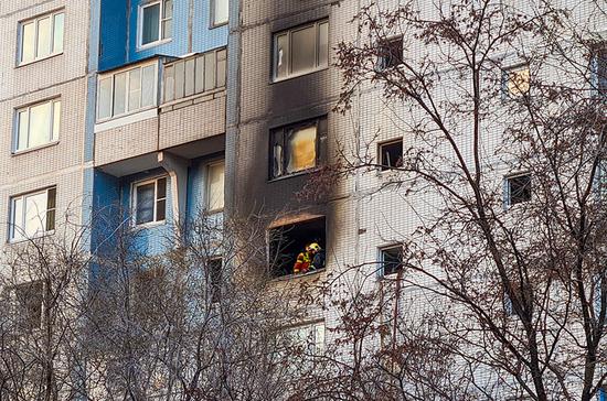 Требования к пожарному техрегламенту смягчили