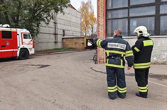 Правительство определит критерии пожарной безопасности