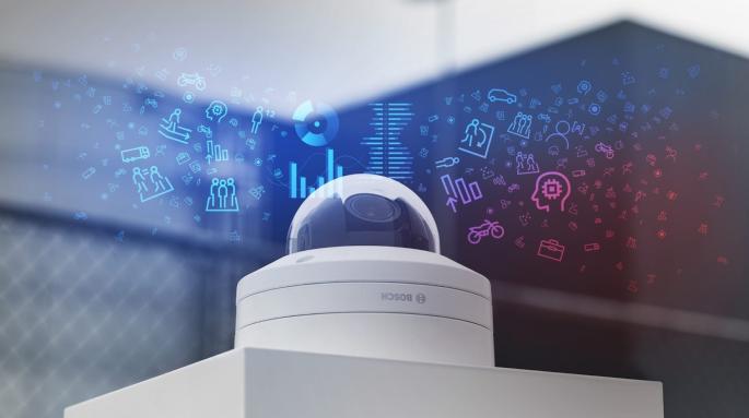 Представляем новую серию фиксированных камер FLEXIDOME IP starlight 8000i X