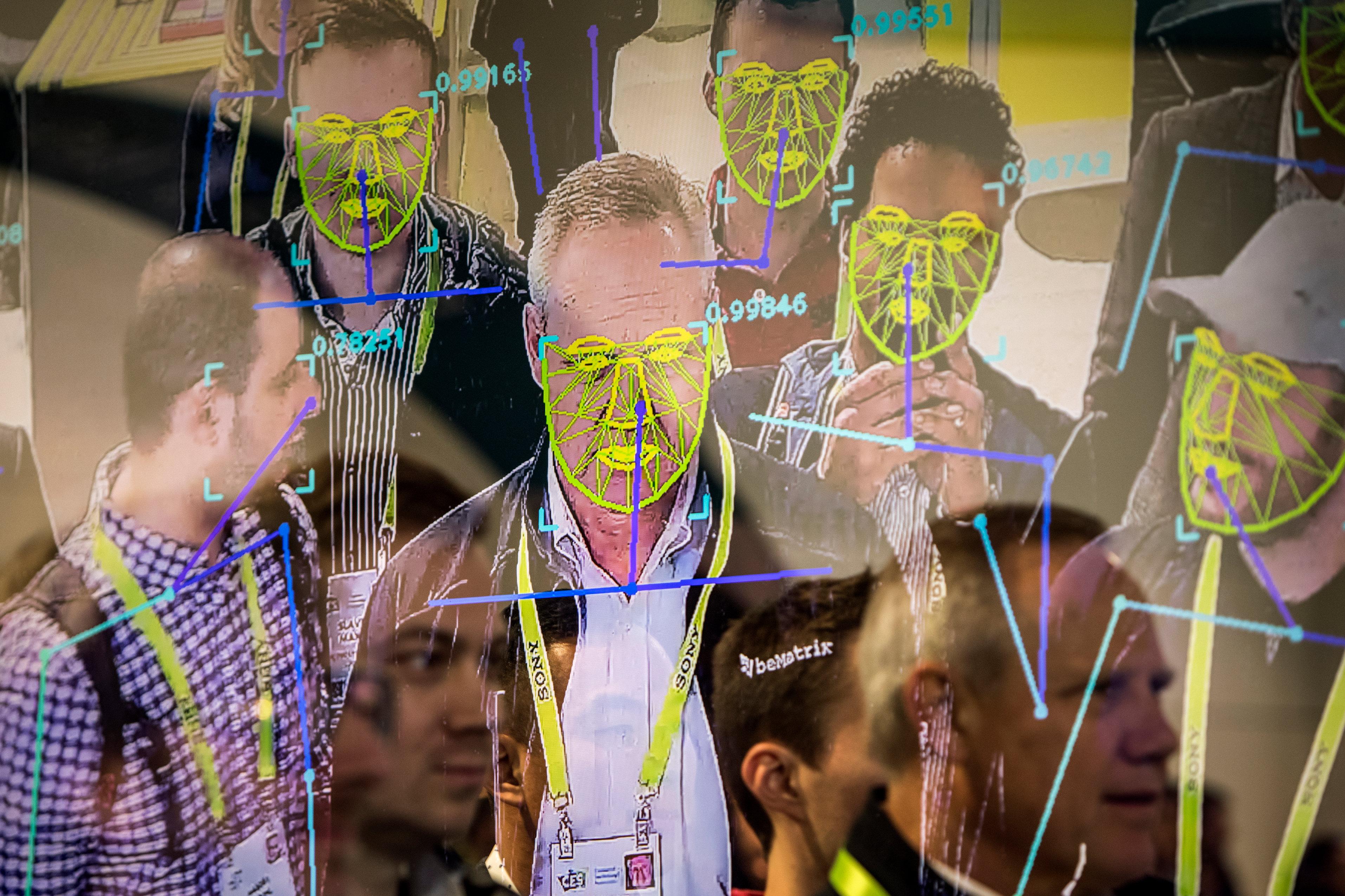Рынку технологий распознавания лиц предрекают уверенный рост