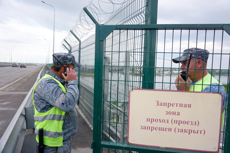 Из-за пандемии количество нарушений на объектах, охраняемых Северо-Кавказским филиалом