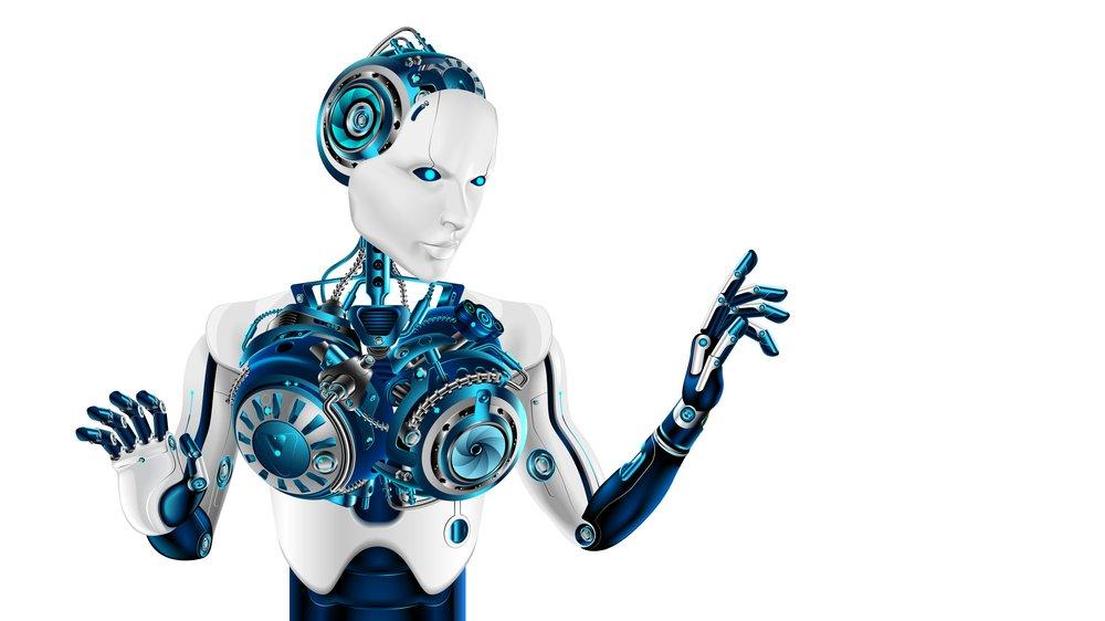 Андроид и COVID: медицинский робот для помощи персоналу