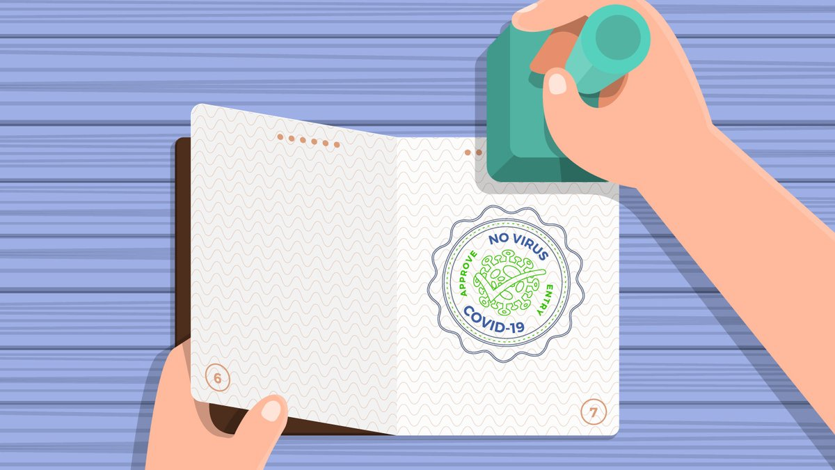 Ковид-паспорта: как они работают в разных странах