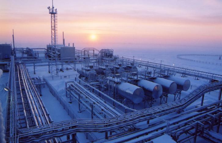 Газпром добыча Уренгой создает автоматическую систему пожарной сигнализации, контроля загазованности и пожаротушения за 1,5 млрд рублей