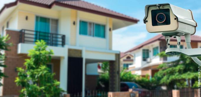 Все больше домохозяйств самостоятельно устанавливают видеонаблюдение