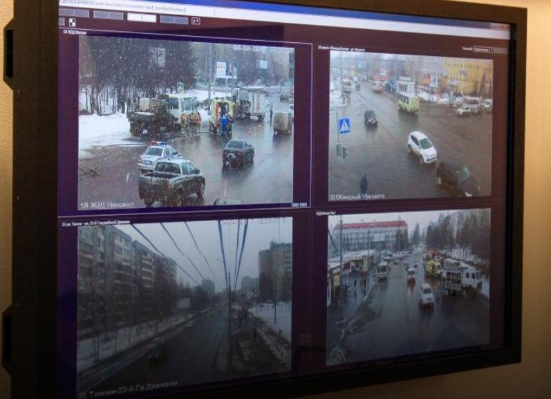 В Архангельске с помощью АПК