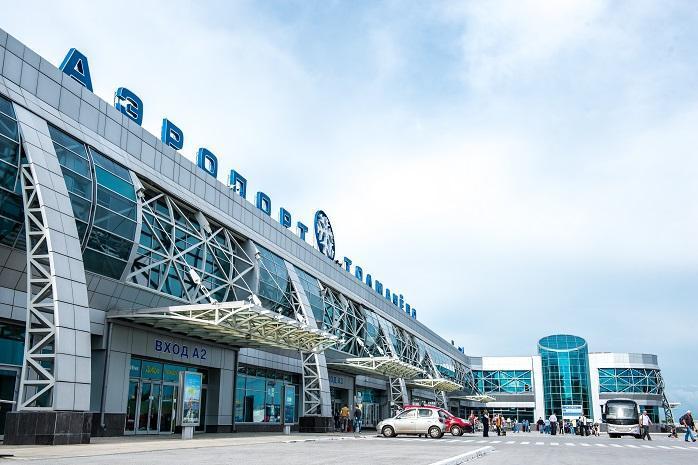 В аэропорту Новосибирска введутбиометрический контроль для пассажиров