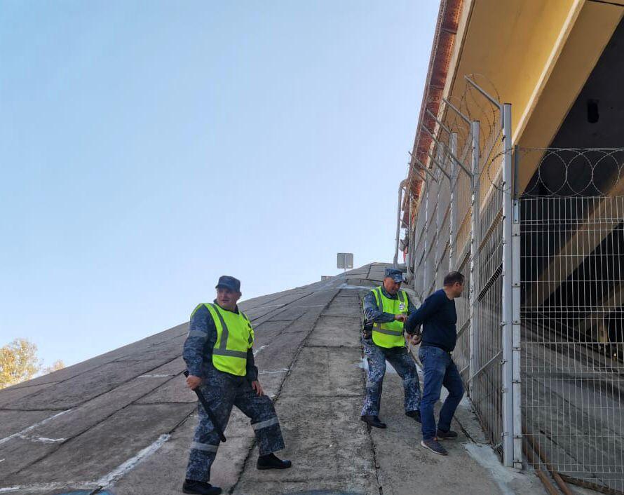 Действия по обеспечению безопасности мостов в Рязанской области