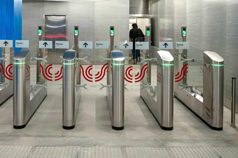 Система Face Pay работает на всех линиях метро Москвы