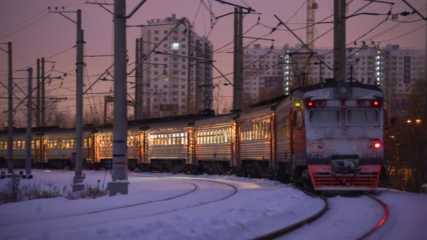 В Петербурге электрички оснастят системами искусственного интеллекта