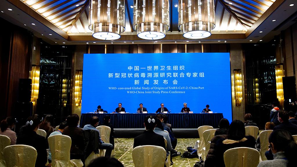 Пресс-конференция ВОЗ о происхождении коронавируса: главное