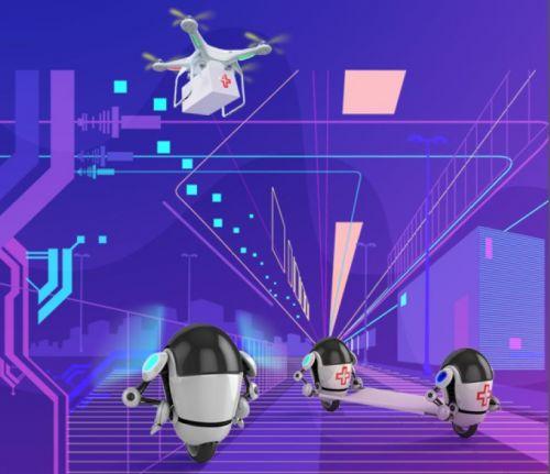Роботы vs COVID-19