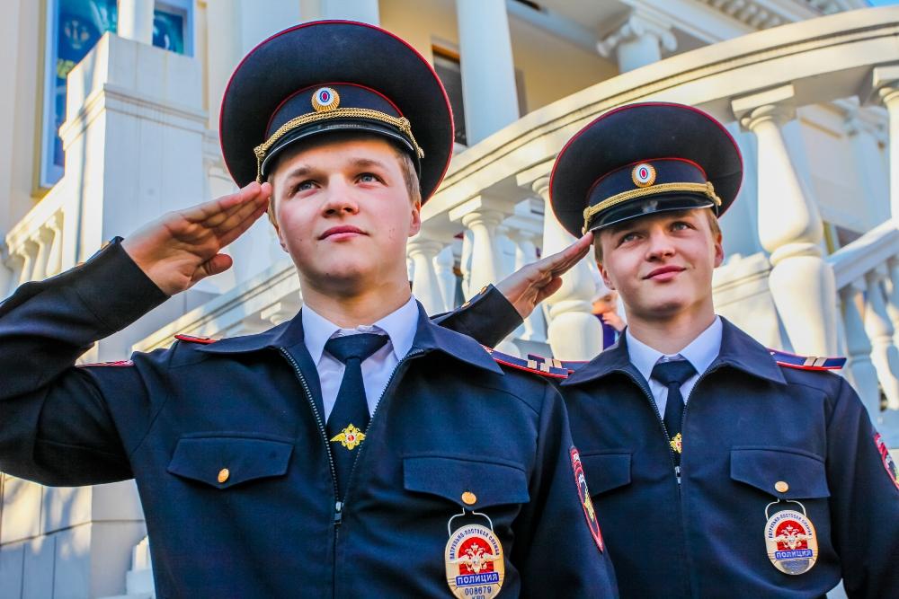Сотрудники полиции смогут объявлять гражданам предостережения