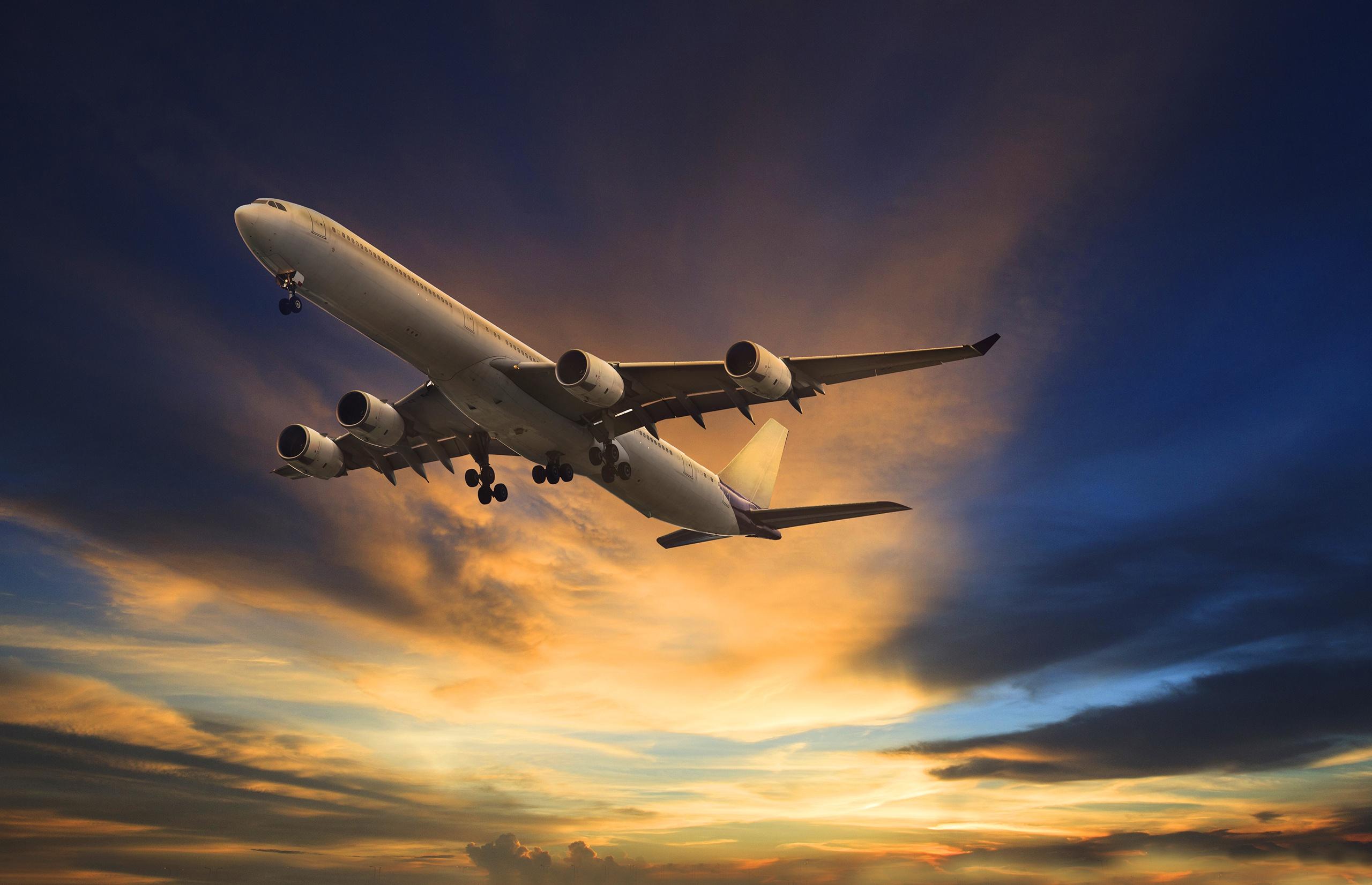 Небо. Самолет. Маска. Какими станут полеты после пандемии?