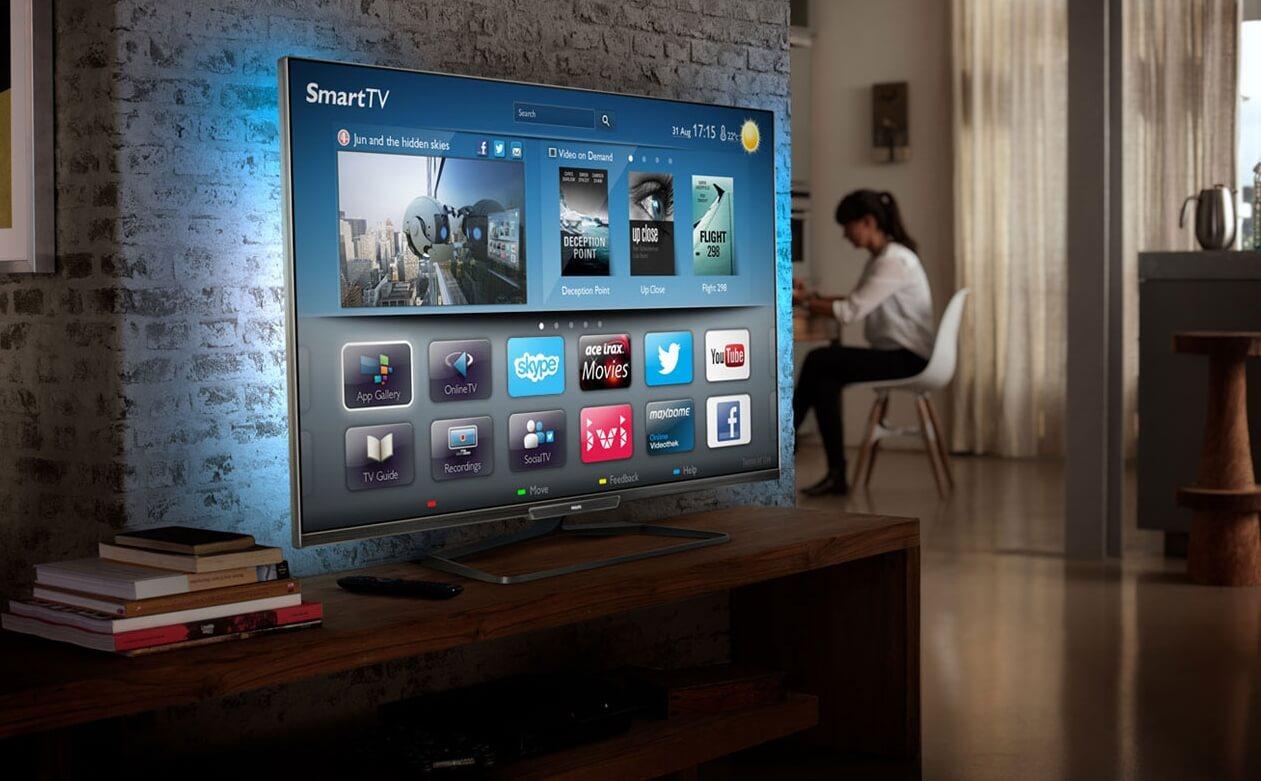 Умные телевизоры делятся данными о своих владельцах с крупными корпорациями