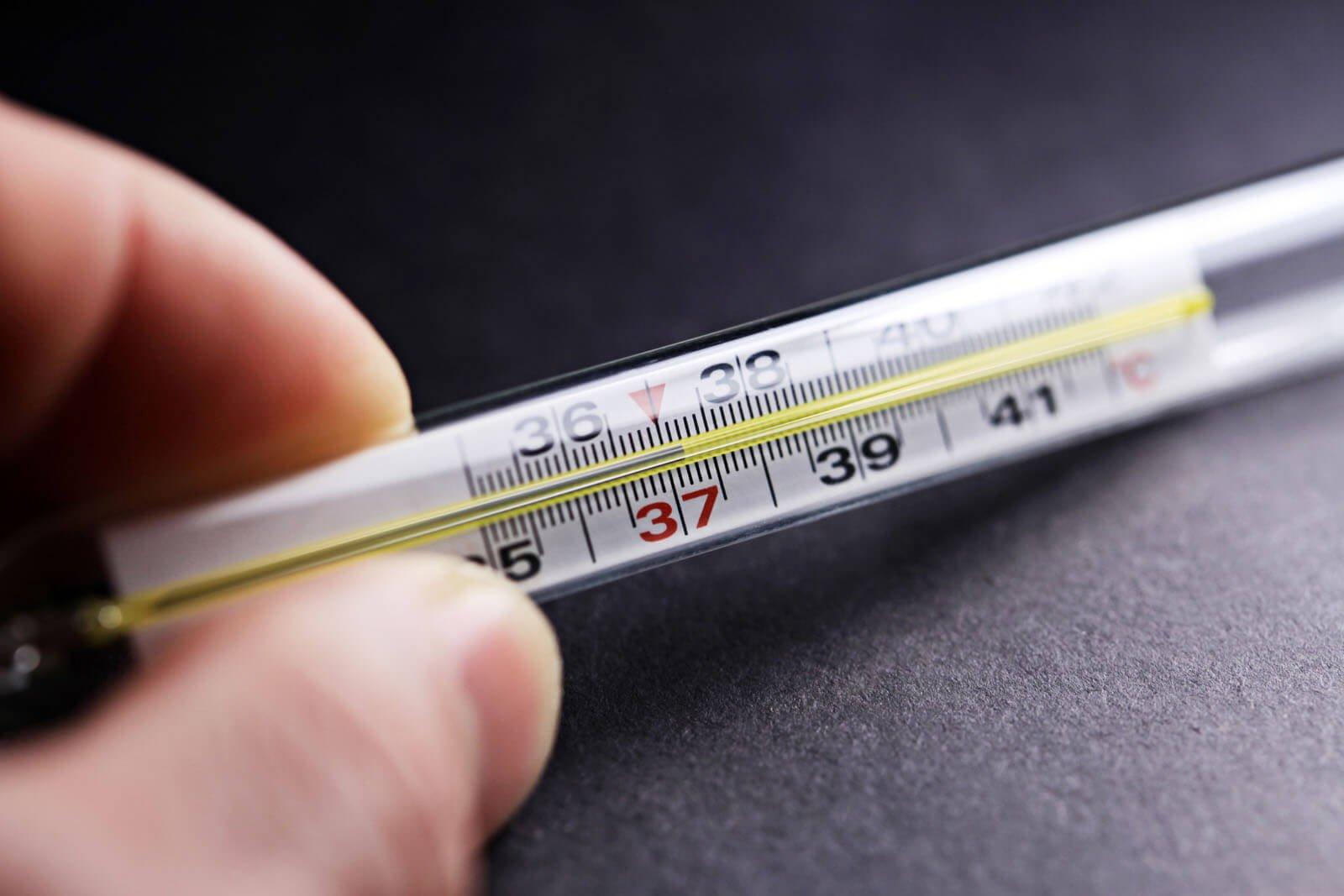 Новая биометрическая система определения повышенной температуры тела