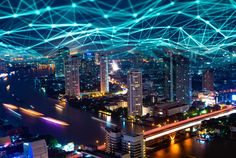 Единая система Интернета для умного города появится в России