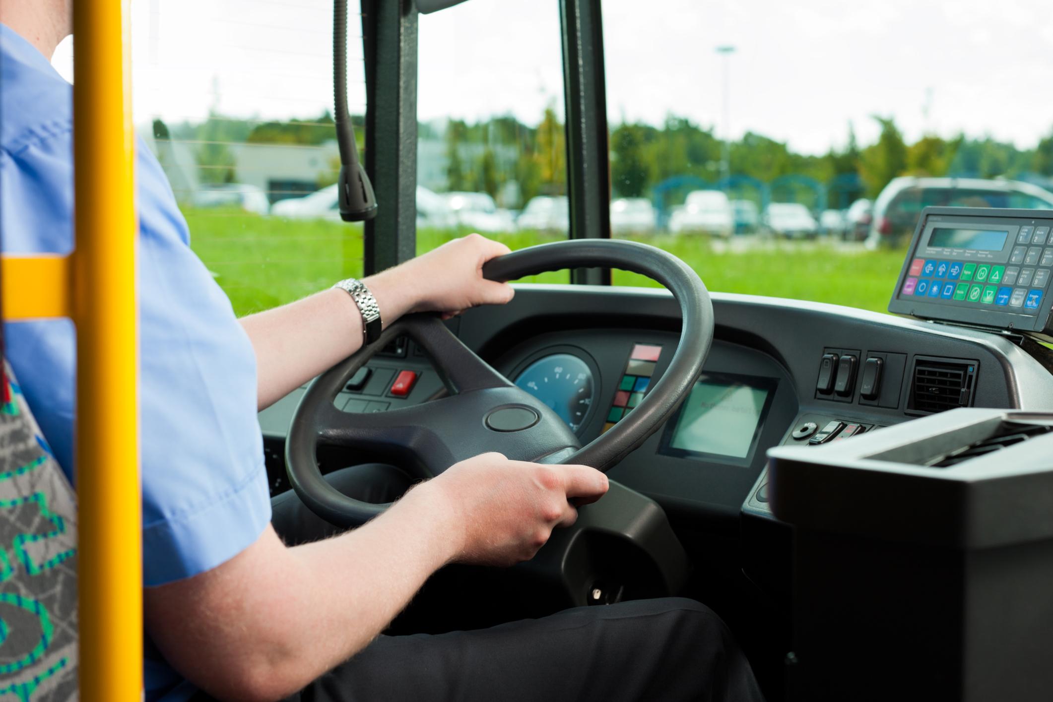 За бдительностью водителей общественного транспорта начнут следить камеры видеонаблюдения