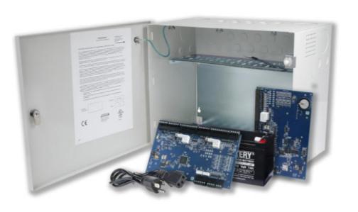 Новый высокопроизводительный сетевой контроллер СКУД PRO4200 марки Honeywell с памятью на 100 000 карт и 50 000 событий