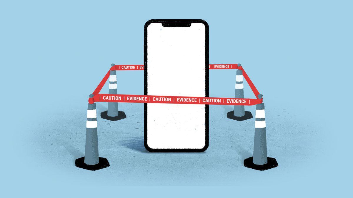 С начала 2020 года МВД России потратило 80 млн рублей на средства взлома смартфонов