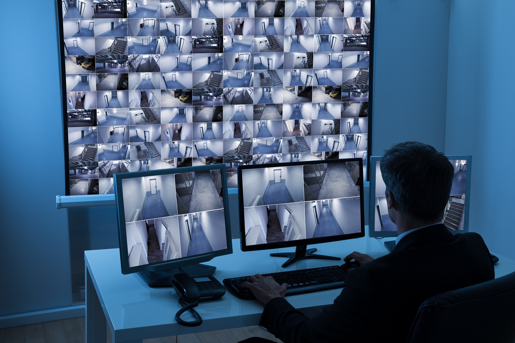 Охранный мониторинг