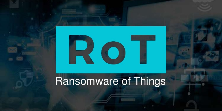 Кибератаки нового поколения:Ransomware of Things