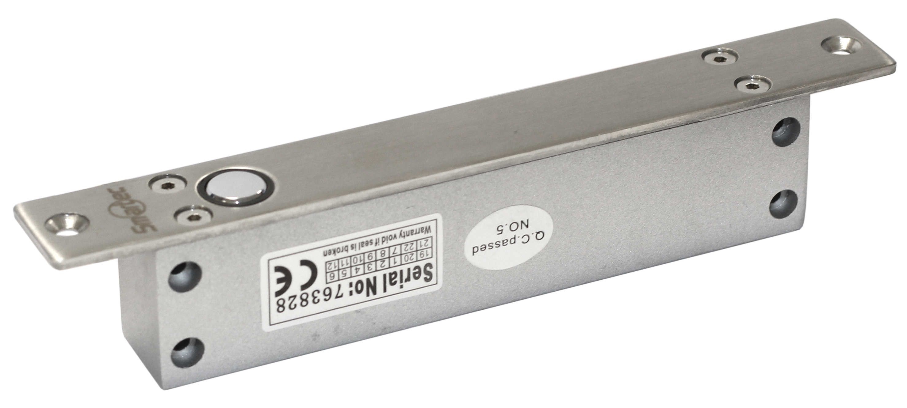 Новый врезной электромеханический замок Smartec с таймером задержки на 0/3/6/9 с