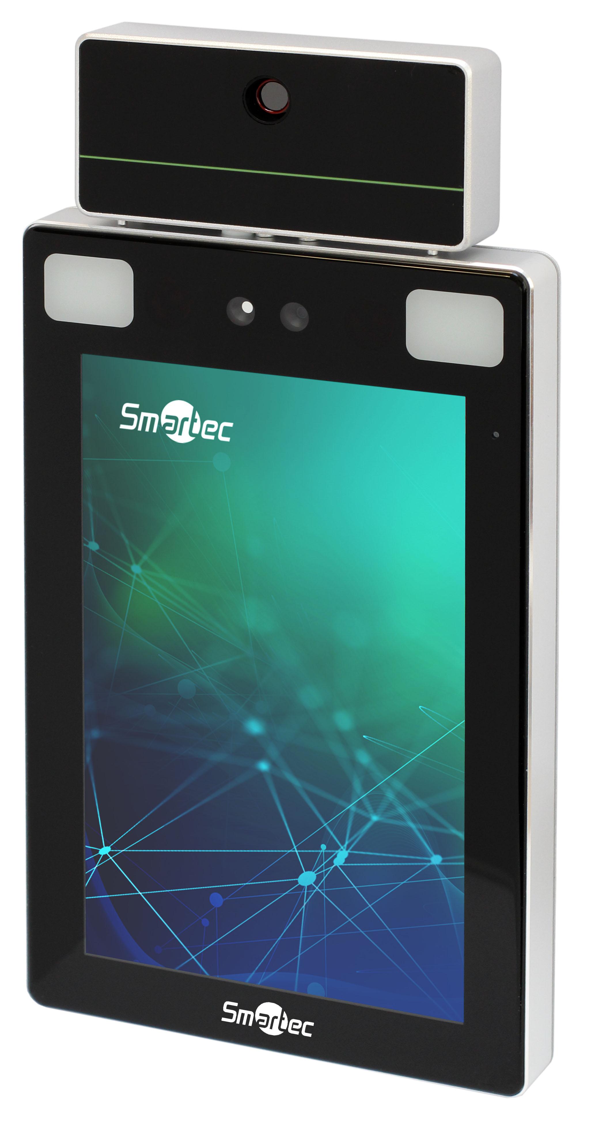 Терминал измерения температуры и считыватель в одном новом устройстве Smartec