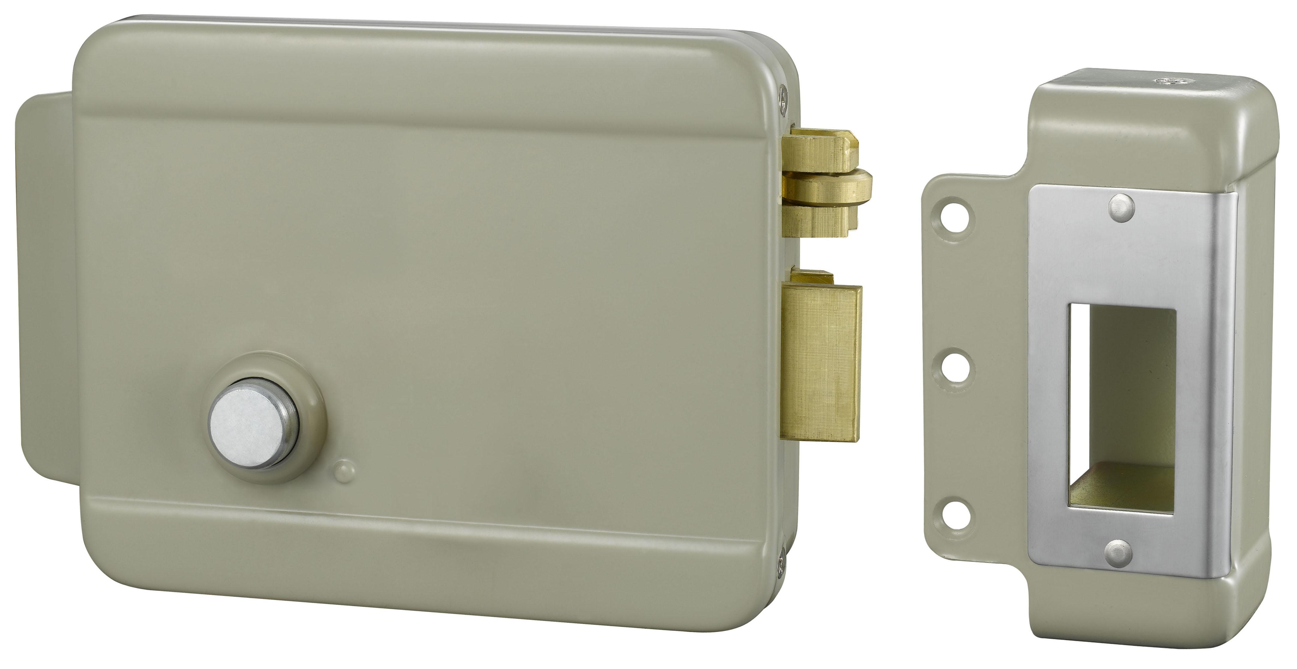 Новый электромеханический замок на калитку Smartec ST-RL073SI-GR с диапазоном рабочихтемператур до -40°С
