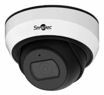 Новая малогабаритная вандалозащищенная IP-камера Smartec с разрешением 5 Мп