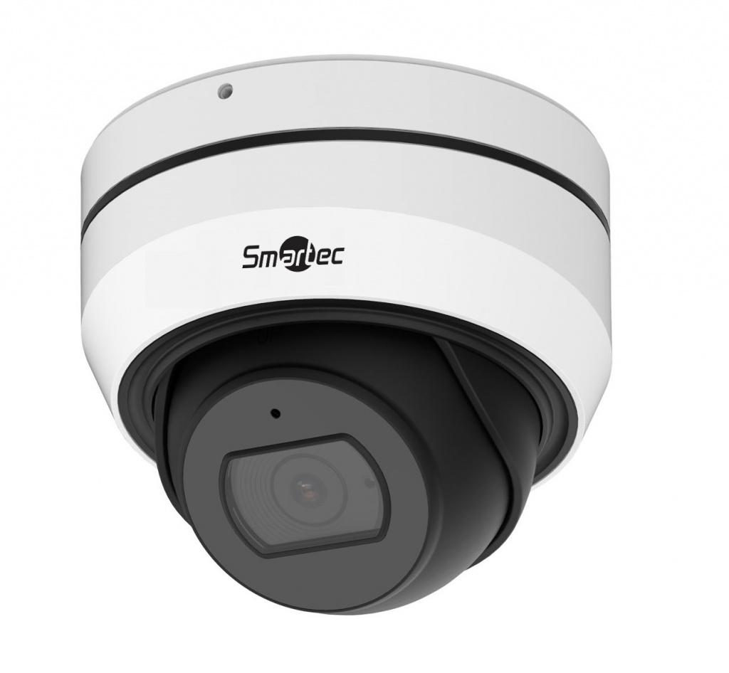Премьера Smartec — вандалозащищенная IP-камера с моторизованным объективом и 5 Мп видео