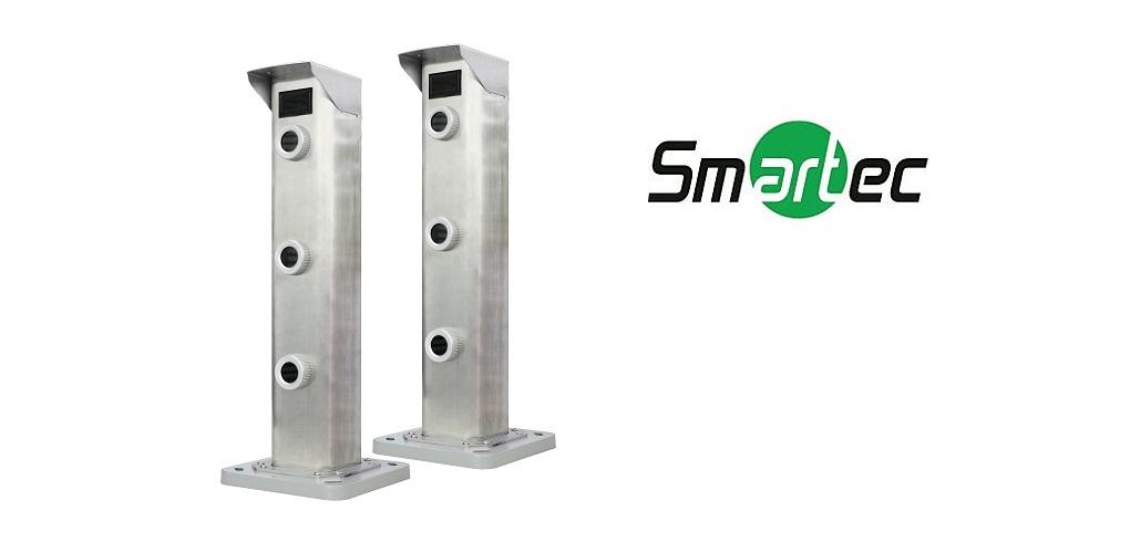 Новинка Smartec – лазерная сигнализация на базе барьеров ST-PD103LB-MC