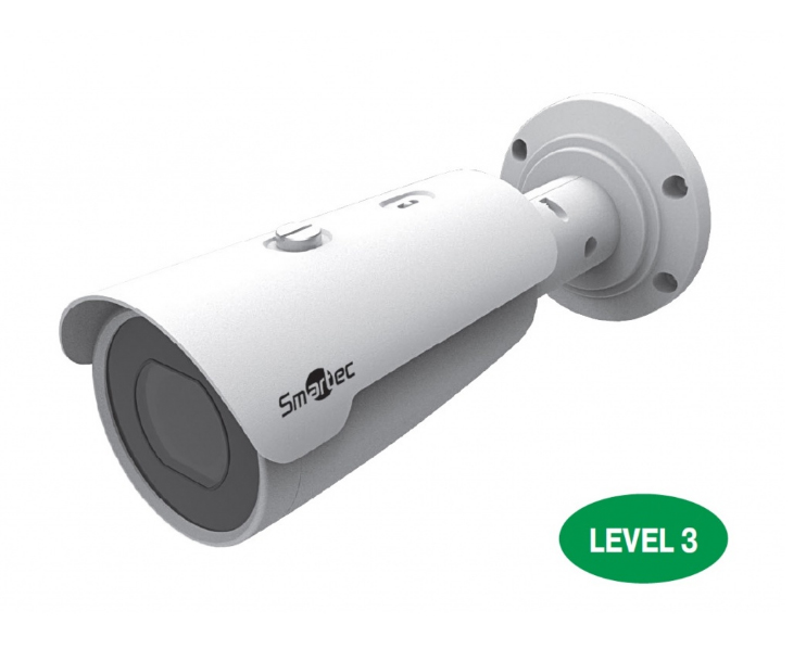Новые антивандальные уличные IP-камеры Smartec с 8 Мп и нейросетевой видеоаналитикой NEYRO II