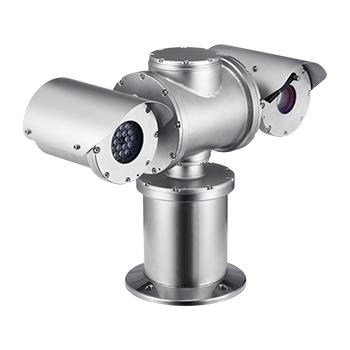 Новая взрывозащищенная PTZ IP-камера Wisenet TNU-6322ER с отраслевой видеоаналитикой