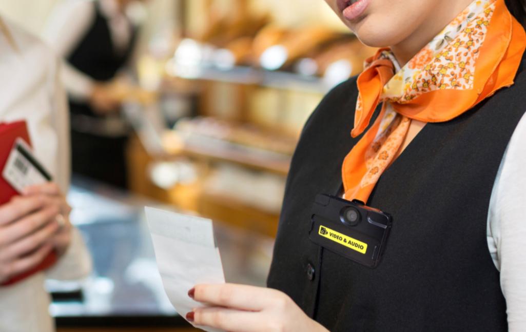 Автономная камера-регистратор от Avigilon для безопасности сотрудников
