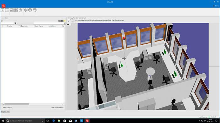 Новый релиз Honeywell WINMAG plus V6.2 для интегрированных систем безопасности