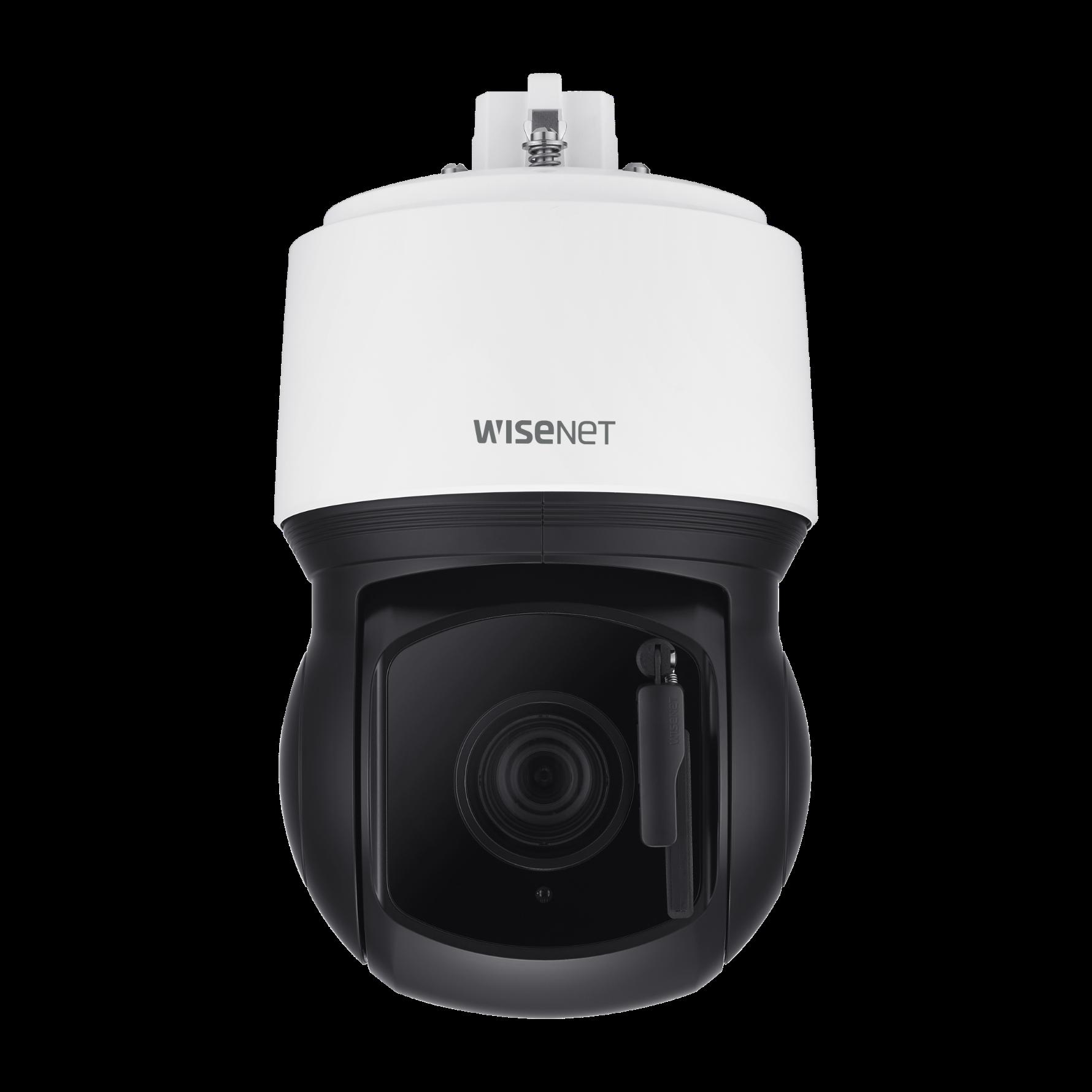 Hanwha Techwin выпустила уличные PTZ 4K видеокамеры с видеоаналитикой