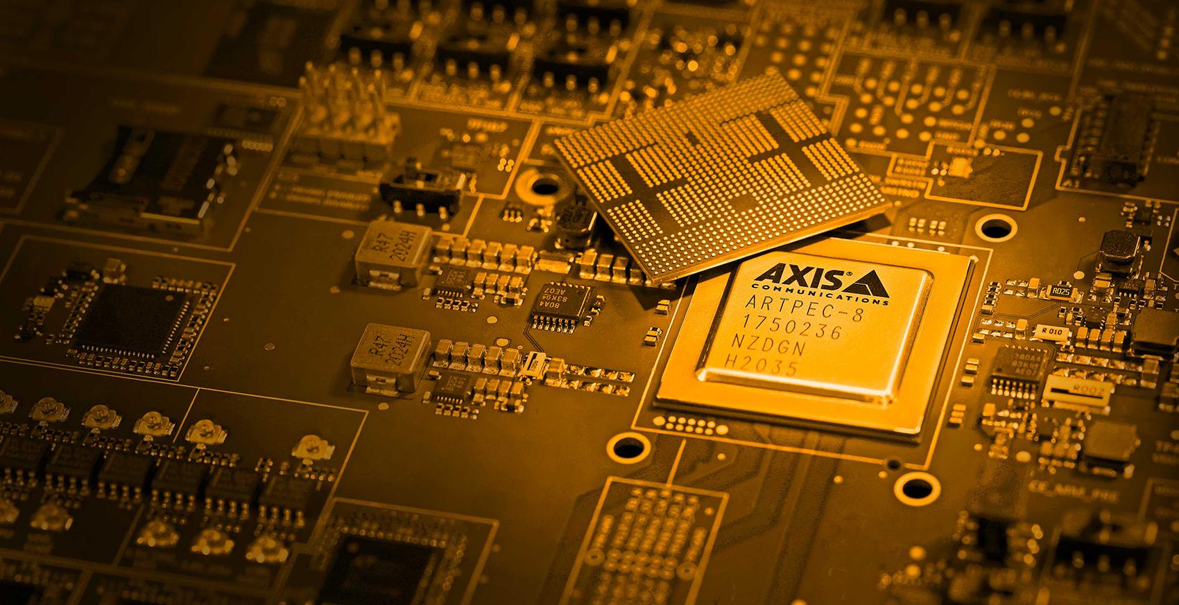 Axis Communications выпустила обновленную версию платформы ACAP и фирменный системный чип нового поколения ARTPEC-8 с поддержкой аналитики на базе глубокого обучения
