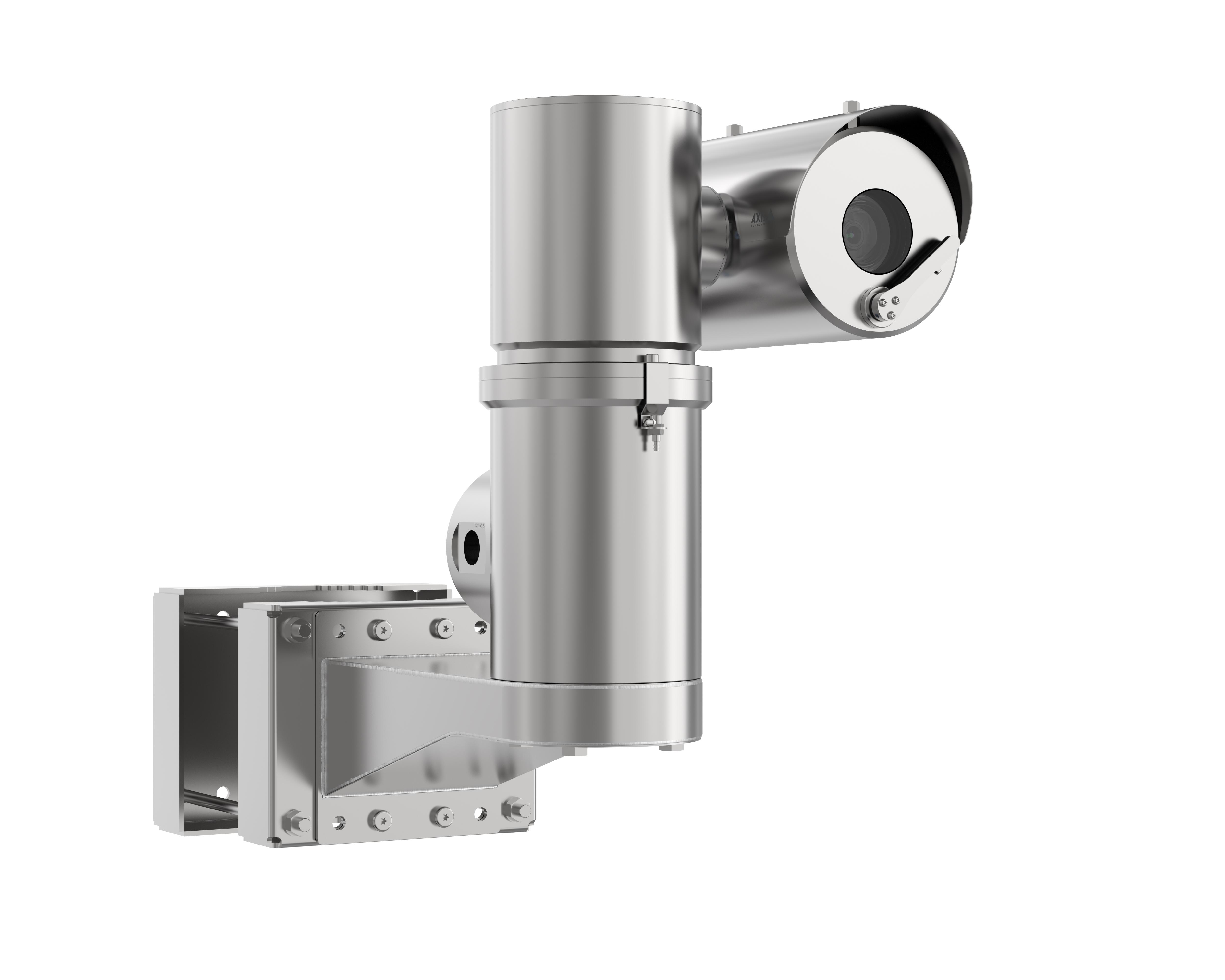 Axis Communications расширила портфель решений для видеонаблюдения на больших пространствах
