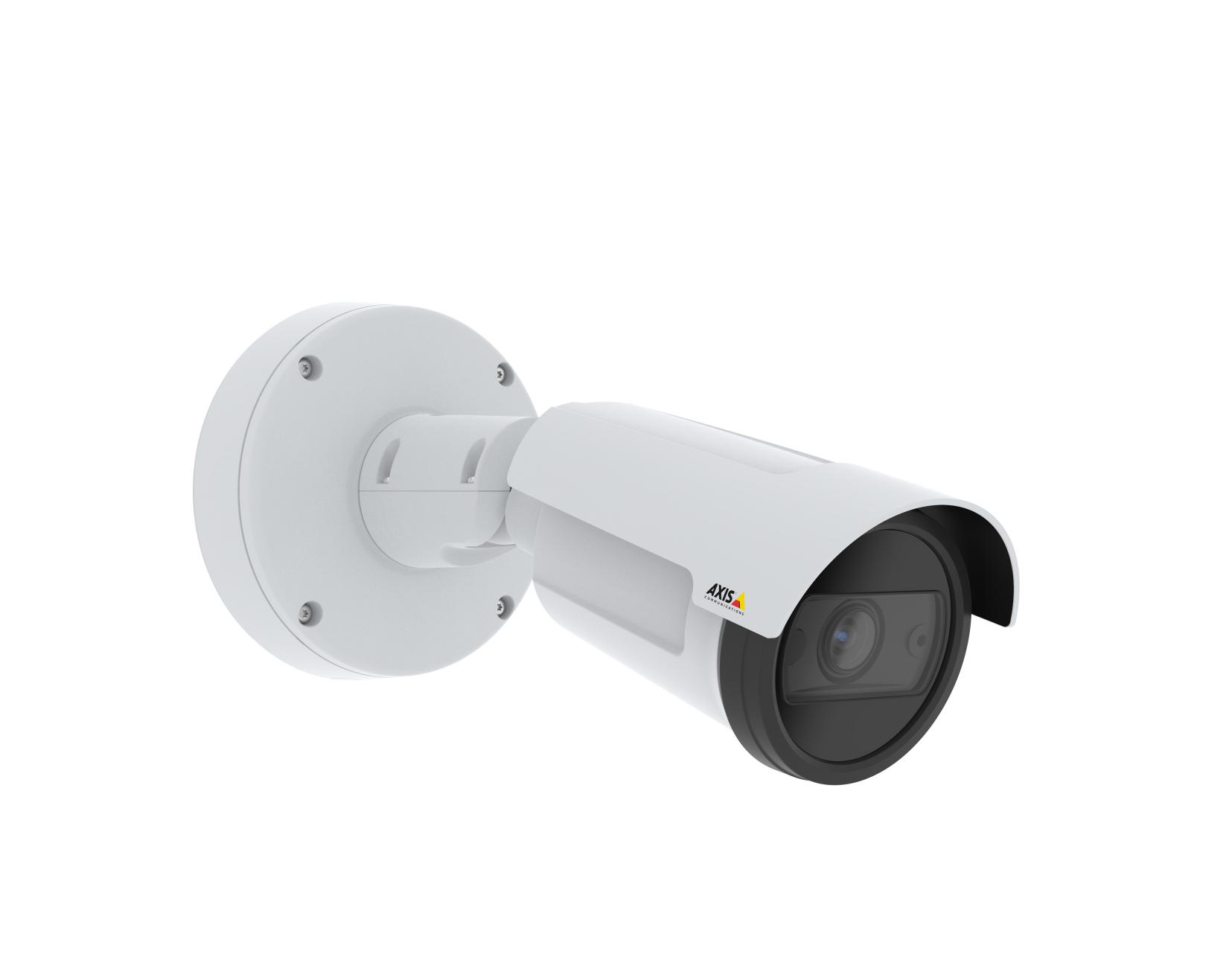 Новые bullet-камеры AXIS обеспечат дорожное видеонаблюдение днем и ночью